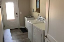 House Plan Design - Cottage Interior - Laundry Plan #44-165