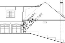 House Plan Design - Country Exterior - Other Elevation Plan #927-933