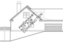House Plan Design - Colonial Exterior - Other Elevation Plan #927-943