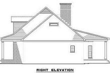 Colonial Exterior - Other Elevation Plan #17-2068