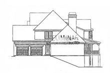 Home Plan - European Exterior - Other Elevation Plan #927-359