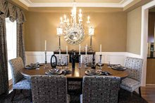 Country Interior - Dining Room Plan #927-164