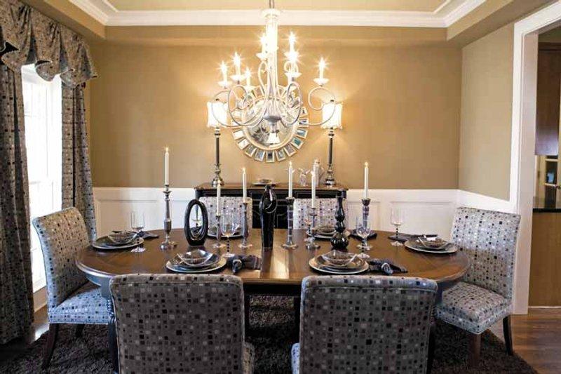 Country Interior - Dining Room Plan #927-164 - Houseplans.com