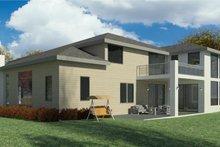 Dream House Plan - Mediterranean Exterior - Other Elevation Plan #1066-108
