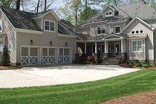Craftsman Exterior - Front Elevation Plan #453-314