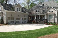 House Plan Design - Craftsman Exterior - Front Elevation Plan #453-314