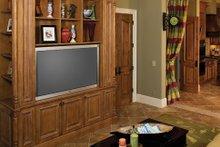 Dream House Plan - Mediterranean Interior - Family Room Plan #929-900