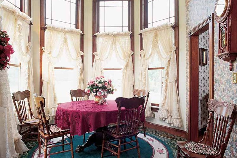 Victorian Interior - Other Plan #1014-25 - Houseplans.com
