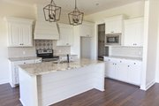 Southern Style House Plan - 4 Beds 2 Baths 1875 Sq/Ft Plan #430-183 Interior - Kitchen