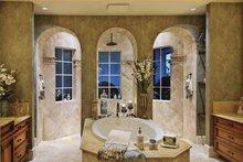 Mediterranean Interior - Master Bathroom Plan #930-421