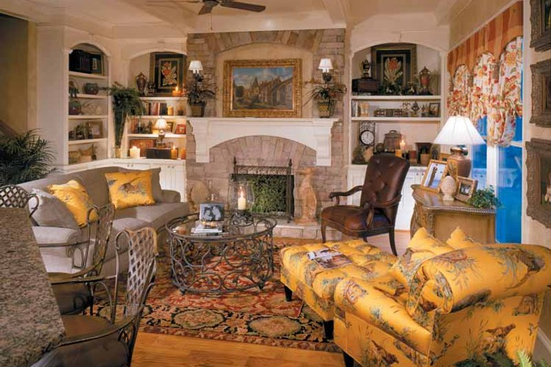 Colonial Interior - Other Plan #429-313 - Houseplans.com