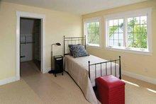 House Plan Design - European Interior - Bedroom Plan #928-28