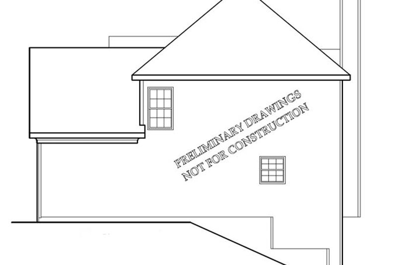Country Exterior - Other Elevation Plan #927-711 - Houseplans.com