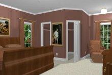 Dream House Plan - European Photo Plan #56-178