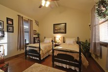 House Plan Design - Country Interior - Bedroom Plan #140-171