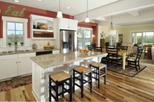 Architectural House Design - Country Interior - Kitchen Plan #928-110