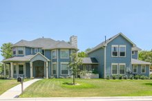 Home Plan - Traditional Exterior - Front Elevation Plan #80-148