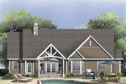 Craftsman Style House Plan - 4 Beds 3 Baths 2634 Sq/Ft Plan #929-827