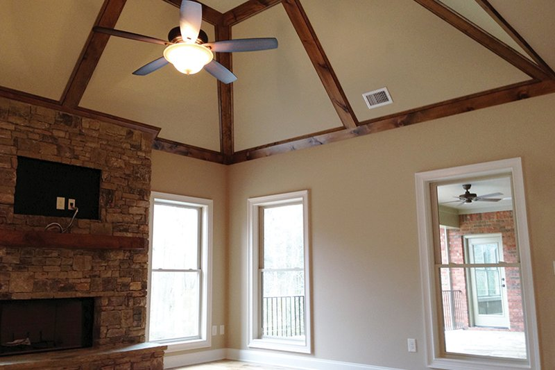 Traditional Interior - Other Plan #437-73 - Houseplans.com