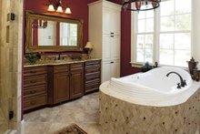 Dream House Plan - Country Interior - Bathroom Plan #929-678