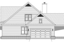 House Plan Design - Country Exterior - Other Elevation Plan #932-276