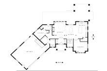 Traditional Floor Plan - Main Floor Plan Plan #23-2311