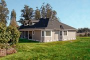 Ranch Style House Plan - 4 Beds 3 Baths 4100 Sq/Ft Plan #515-1