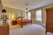 Classical Style House Plan - 4 Beds 3 Baths 3353 Sq/Ft Plan #137-124 Interior - Master Bedroom