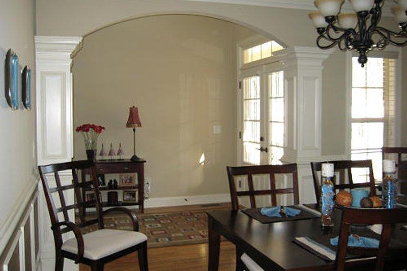 Craftsman Interior - Dining Room Plan #437-3 - Houseplans.com