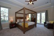 Craftsman Style House Plan - 3 Beds 3.5 Baths 2499 Sq/Ft Plan #119-367 Interior - Master Bedroom