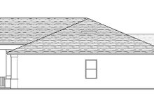 Traditional Exterior - Other Elevation Plan #1058-117