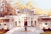 Classical Style House Plan - 3 Beds 3.5 Baths 3489 Sq/Ft Plan #119-259 Photo
