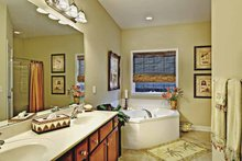 Country Interior - Bathroom Plan #930-364