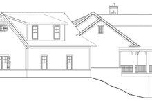 Craftsman Exterior - Other Elevation Plan #119-426