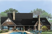 Craftsman Style House Plan - 3 Beds 2.5 Baths 2528 Sq/Ft Plan #929-962