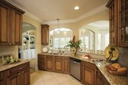 Southern Style House Plan - 3 Beds 3 Baths 2513 Sq/Ft Plan #930-123 Interior - Kitchen