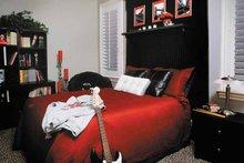 Mediterranean Interior - Bedroom Plan #930-315