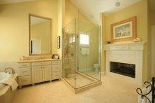 Architectural House Design - Country Interior - Master Bathroom Plan #57-628