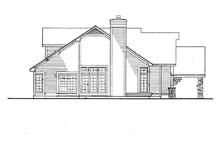 Craftsman Exterior - Other Elevation Plan #320-565
