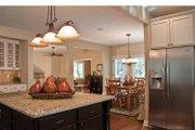 Tudor Style House Plan - 4 Beds 2.5 Baths 3203 Sq/Ft Plan #928-234 Interior - Kitchen