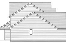 Traditional Exterior - Other Elevation Plan #46-850