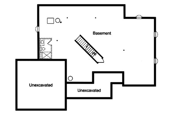 Unfinished Basement