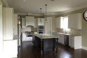 Ranch Style House Plan - 4 Beds 4 Baths 4513 Sq/Ft Plan #437-71 Interior - Kitchen