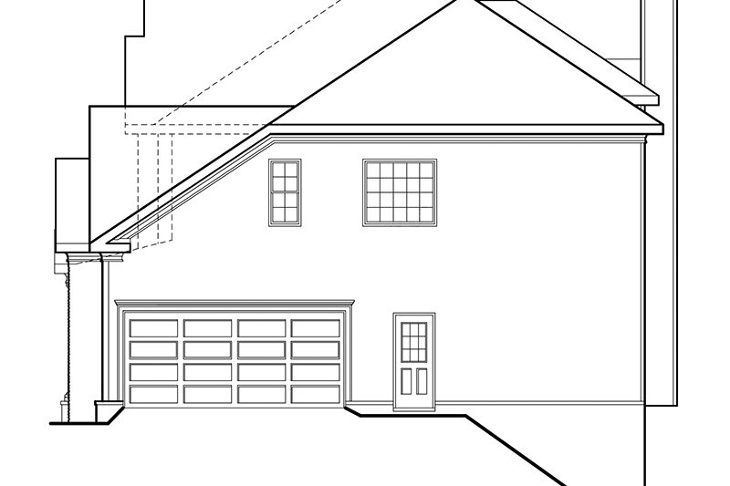Country Exterior - Other Elevation Plan #927-643 - Houseplans.com