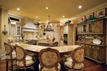 Dream House Plan - European Interior - Kitchen Plan #930-357