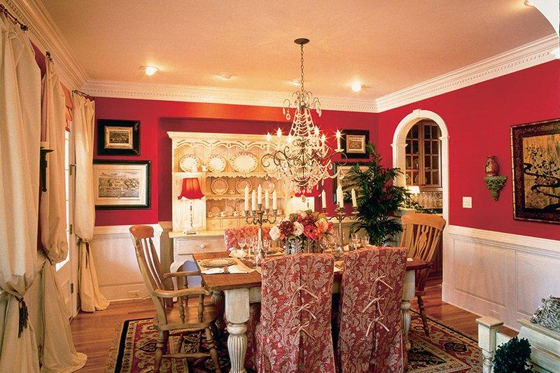 Colonial Interior - Dining Room Plan #927-393 - Houseplans.com