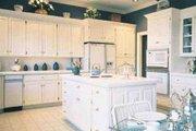 Southern Style House Plan - 4 Beds 5 Baths 4220 Sq/Ft Plan #72-193