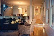 House Plan Design - Craftsman Interior - Family Room Plan #961-2