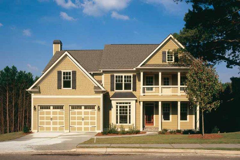 Classical Exterior - Front Elevation Plan #927-859 - Houseplans.com