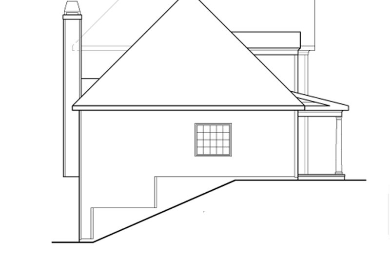 Country Exterior - Other Elevation Plan #927-468 - Houseplans.com